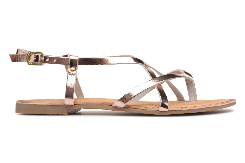 Sandales et nu-pieds Gioseppo Rocfar 2 Or et bronze vue derrière