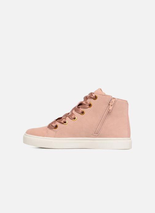 Sneaker Esprit Cherry Butterfly Bootie rosa ansicht von vorne