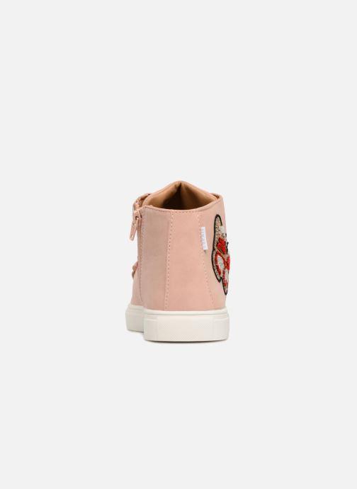 Sneaker Esprit Cherry Butterfly Bootie rosa ansicht von rechts