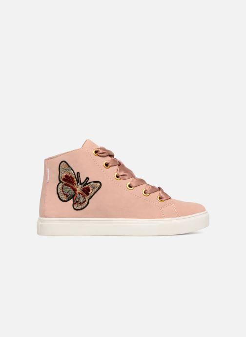 Sneaker Esprit Cherry Butterfly Bootie rosa ansicht von hinten