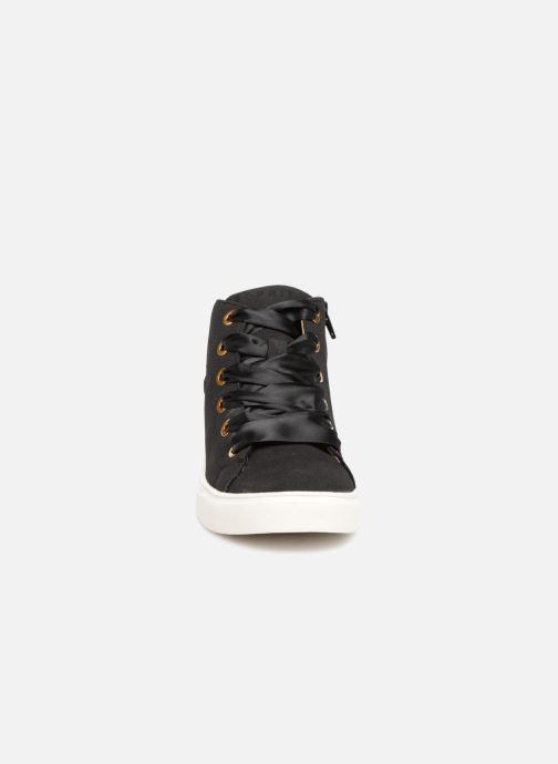 Sneaker Esprit Cherry Butterfly Bootie schwarz schuhe getragen