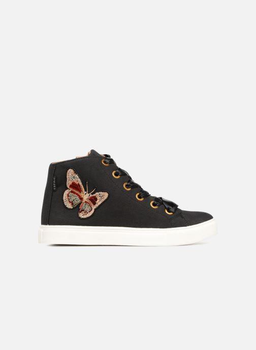 Sneaker Esprit Cherry Butterfly Bootie schwarz ansicht von hinten