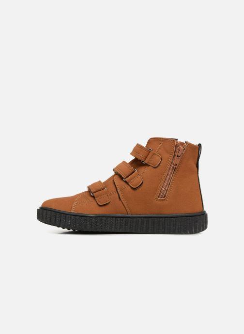 Sneakers Esprit Harry Strap Bootie Bruin voorkant