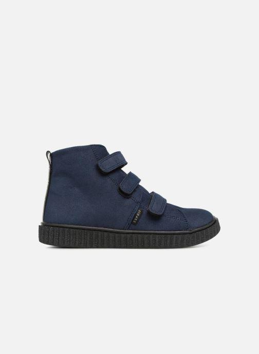Sneakers Esprit Harry Strap Bootie Azzurro immagine posteriore