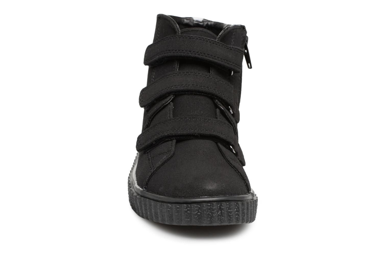 Sneaker Esprit Harry Strap Bootie schwarz schuhe getragen