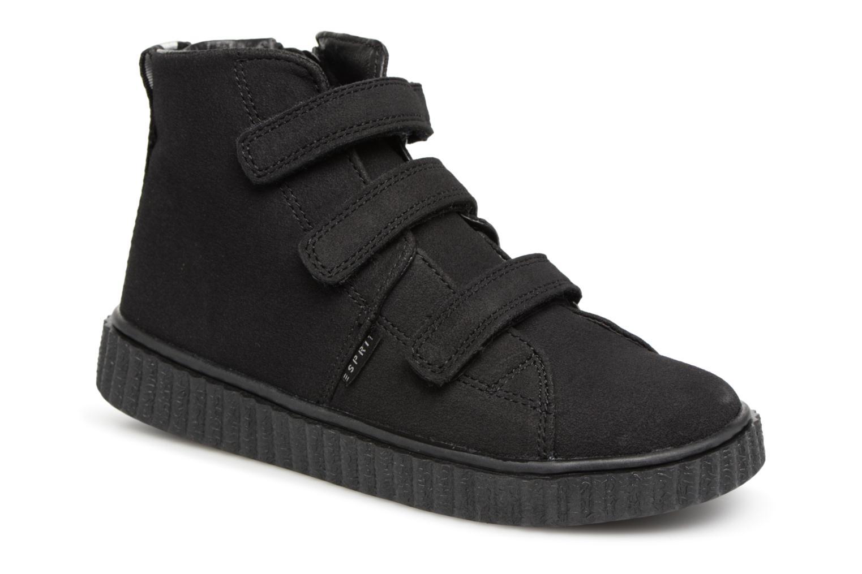 Sneaker Esprit Harry Strap Bootie schwarz detaillierte ansicht/modell