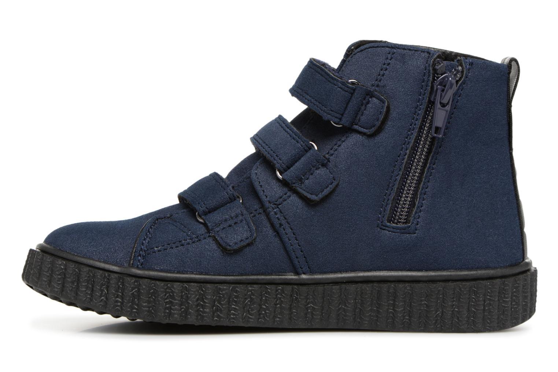 Sneaker Esprit Harry Strap Bootie blau ansicht von vorne