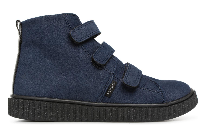 Sneaker Esprit Harry Strap Bootie blau ansicht von hinten