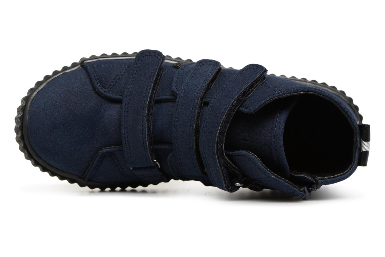Sneaker Esprit Harry Strap Bootie blau ansicht von links