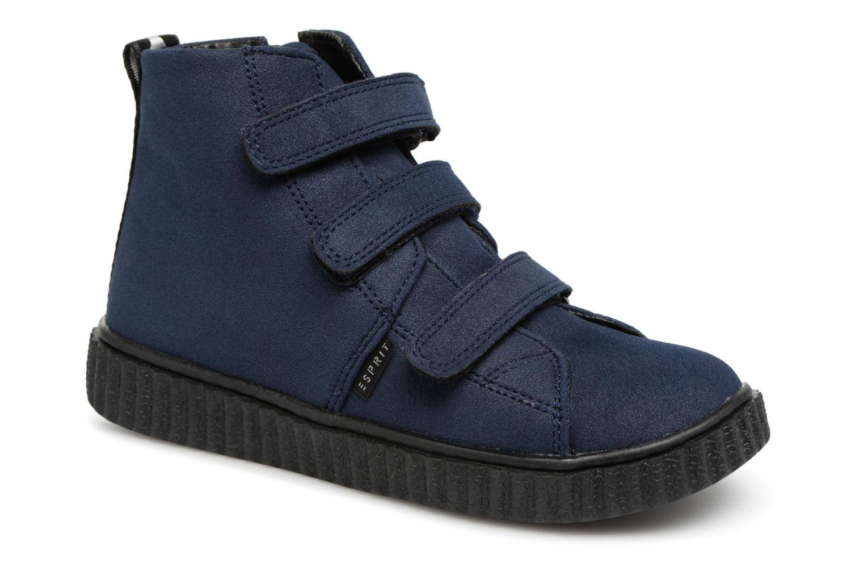 Sneaker Esprit Harry Strap Bootie blau detaillierte ansicht/modell