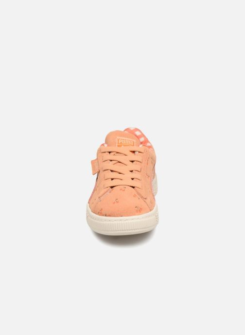 Puma PUMA x TC Suede LDN AC PS (Orange) Baskets chez