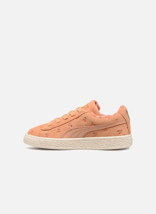 Trainers Puma PUMA x TC Suede LDN AC PS Orange front view