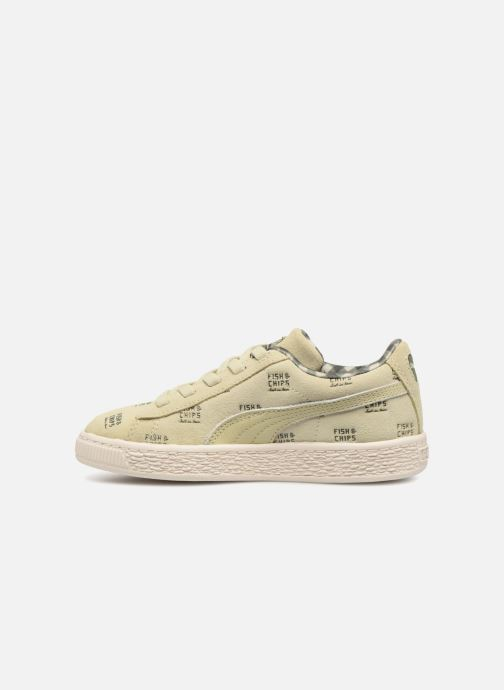 Trainers Puma PUMA x TC Suede LDN AC PS Green front view