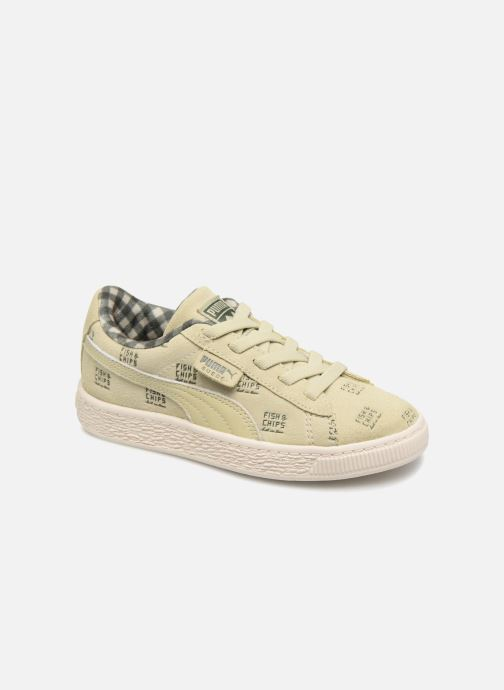 Trainers Puma PUMA x TC Suede LDN AC PS Green detailed view/ Pair view