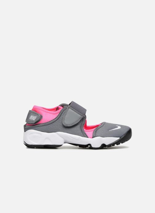 Trainers Nike Rift (Gs/Ps Girls) Grey back view