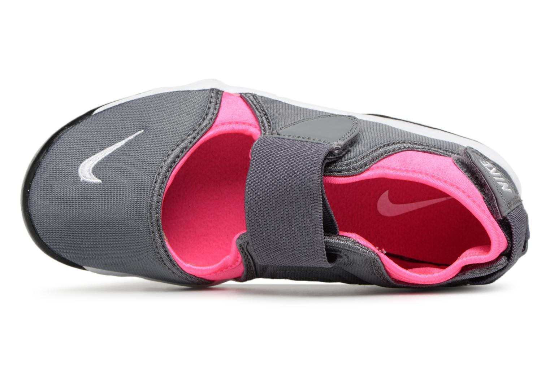 Baskets Nike Rift (Gs/Ps Girls) Gris vue gauche