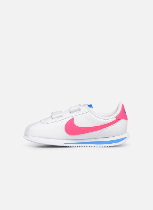 Sneakers Nike Cortez Basic Sl (Psv) Bianco immagine frontale