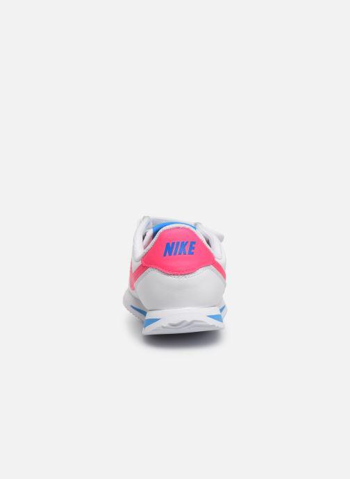 Baskets Nike Cortez Basic Sl (Psv) Blanc vue droite