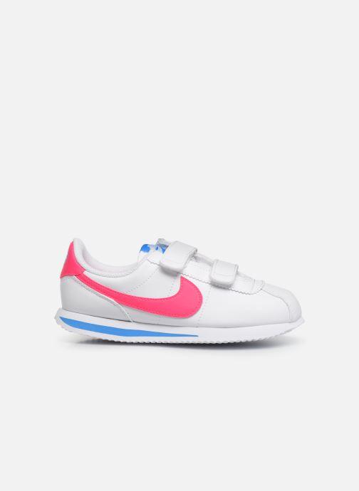 Baskets Nike Cortez Basic Sl (Psv) Blanc vue derrière