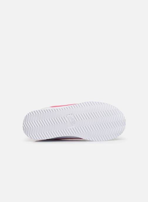 Baskets Nike Cortez Basic Sl (Psv) Blanc vue haut