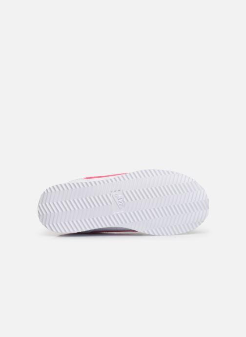 Sneakers Nike Cortez Basic Sl (Psv) Bianco immagine dall'alto