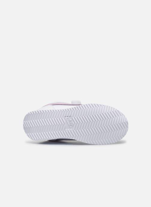 Deportivas Nike Cortez Basic Sl (Psv) Blanco vista de arriba