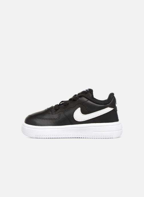 Baskets Nike Force 1 '18 (Td) Noir vue face