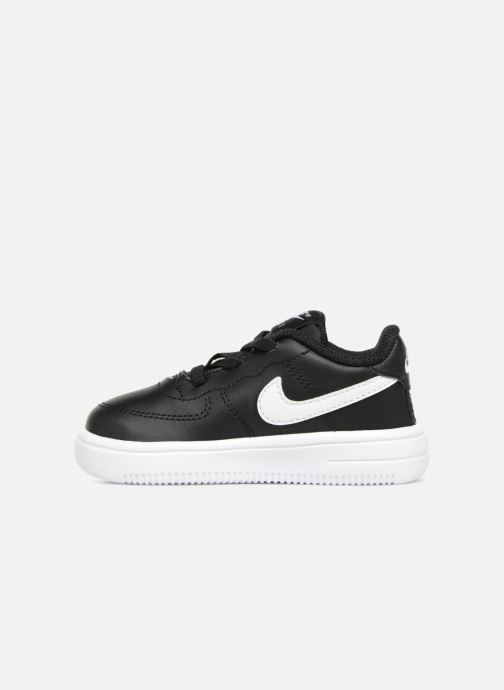 Sneakers Nike Force 1 '18 (Td) Nero immagine frontale