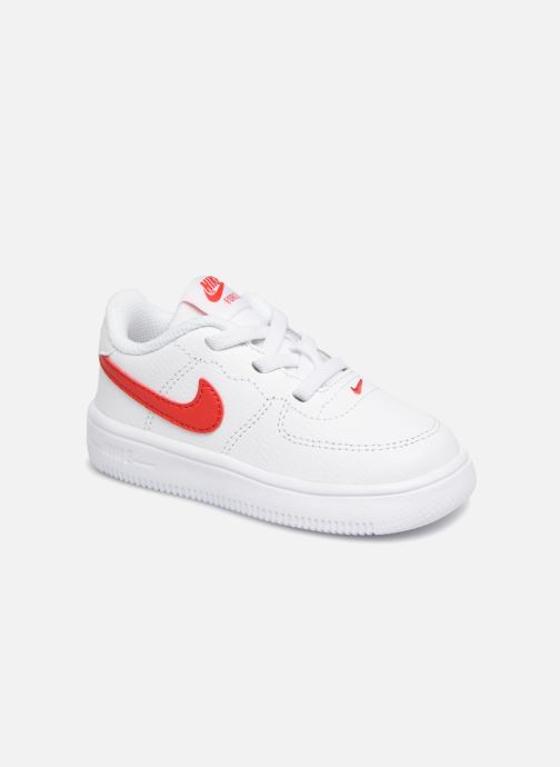 best loved ccd27 e19ec Trainers Nike Force 1  18 (Td) White detailed view  Pair view