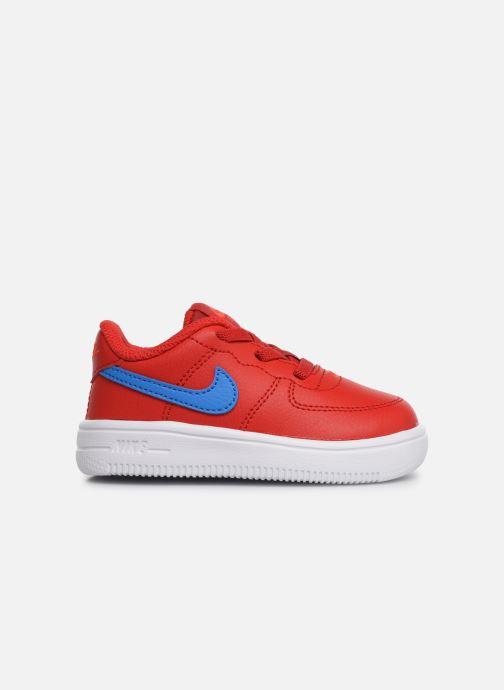 Baskets Nike Force 1 '18 (Td) Rouge vue derrière