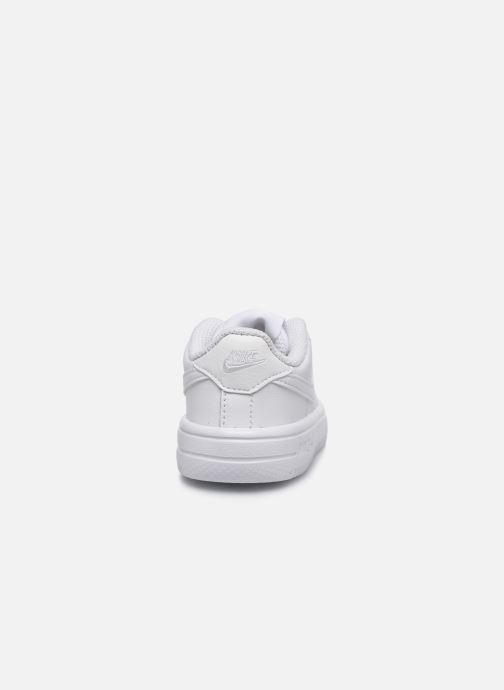 Trainers Nike Force 1 '18 (Td) White view from the right