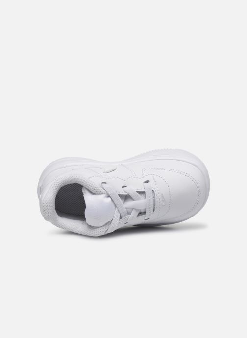 Trainers Nike Force 1 '18 (Td) White view from the left