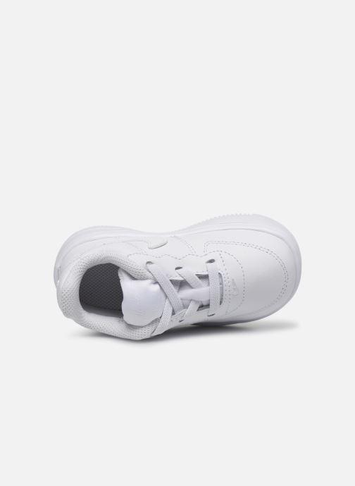 Sneakers Nike Force 1 '18 (Td) Bianco immagine sinistra