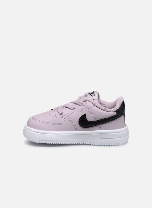 Trainers Nike Force 1 '18 (Td) Pink front view