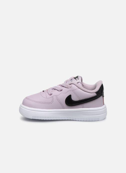 Sneakers Nike Force 1 '18 (Td) Roze voorkant