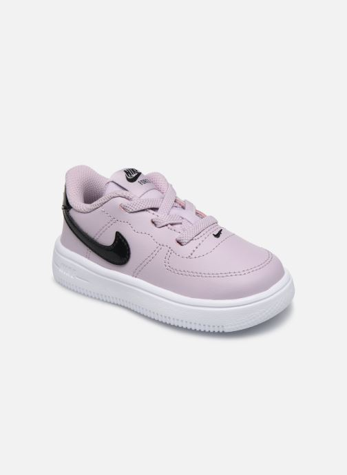 Trainers Nike Force 1 '18 (Td) Pink detailed view/ Pair view