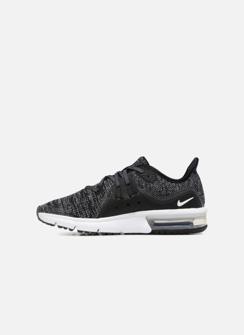 Nike Nike Air Max Sequent 3 (Gs) (Gris) Baskets chez