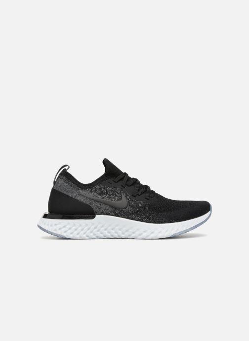Sportschuhe Nike Nike Epic React Flyknit (Gs) schwarz ansicht von hinten