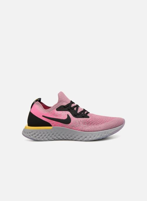 Zapatillas de deporte Nike Nike Epic React Flyknit (Gs) Gris vistra trasera