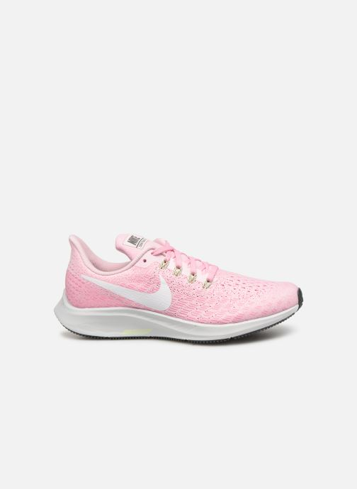 Sport shoes Nike Nike Air Zoom Pegasus 35 (Gs) Pink back view