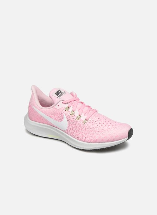 Sport shoes Nike Nike Air Zoom Pegasus 35 (Gs) Pink detailed view/ Pair view