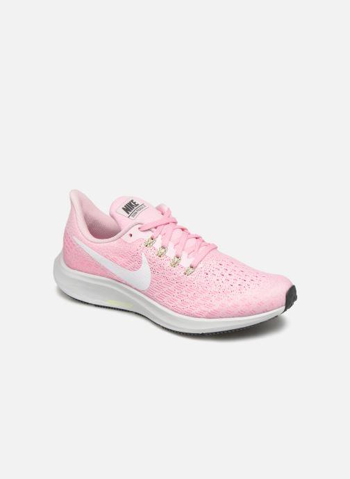 e71ad254391f Nike Nike Air Zoom Pegasus 35 (Gs) (Pink) - Sport shoes chez Sarenza ...