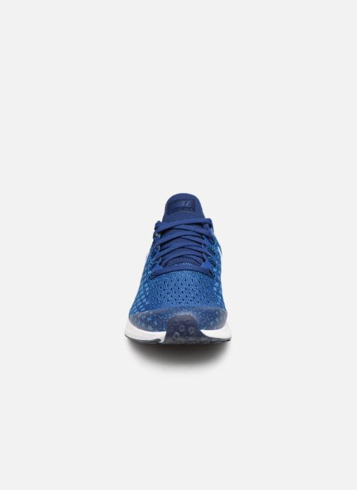 Sportschuhe Nike Nike Air Zoom Pegasus 35 (Gs) blau schuhe getragen