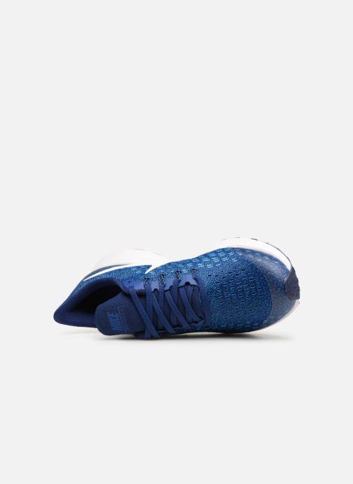 Sportschuhe Nike Nike Air Zoom Pegasus 35 (Gs) blau ansicht von links