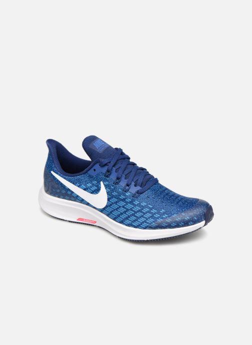 Sportschuhe Nike Nike Air Zoom Pegasus 35 (Gs) blau detaillierte ansicht/modell