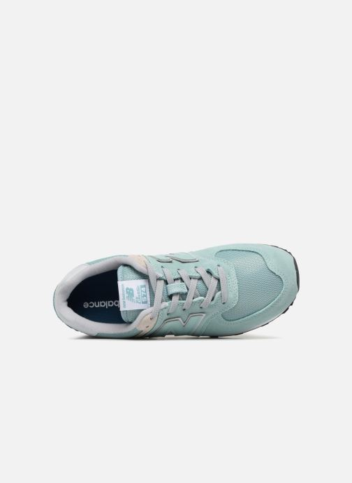 Trainers New Balance GC574 Blue view from the left