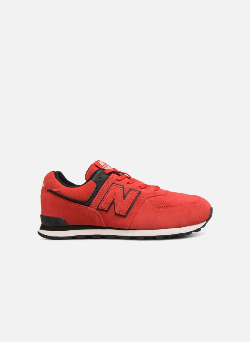 Sneakers New Balance GC574 Rood achterkant