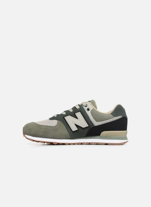 Trainers New Balance GC574 Green front view