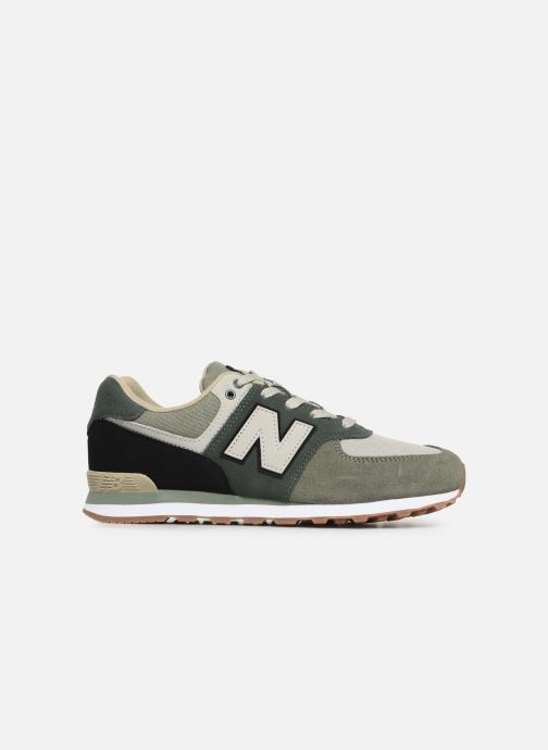 Trainers New Balance GC574 Green back view