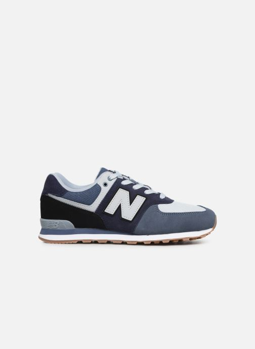 Trainers New Balance GC574 Blue back view